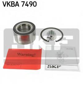 фото: [VKBA7490] SKF Подшипник ступицы пер JAZZ III (GE)