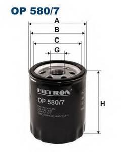 фото: [OP5807] Filtron Фильтр масляный
