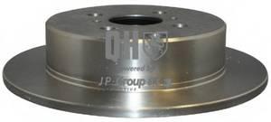 фото: [4863200609] Jp Group Тормозной диск