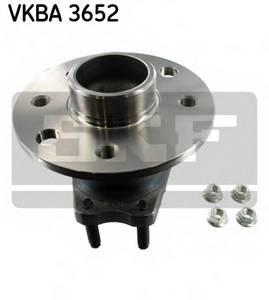 фото: [VKBA3652] SKF  Подшипник ступицы зад. ASTRA H 4 болт