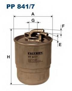 фото: [PP8417] Filtron Фильтр топливный