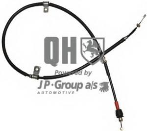 фото: [3570300509] Jp Group Трос, стояночная тормозная система