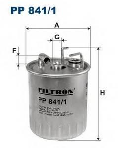 фото: [PP8411] Filtron Фильтр топливный