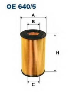 фото: [OE6405] Filtron Фильтр масляный