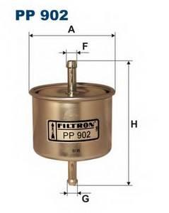 фото: [PP902] Filtron Фильтр топливный