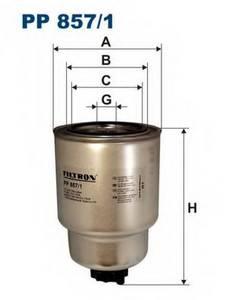 фото: [PP8571] Filtron Фильтр топливный