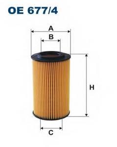 фото: [OE6774] Filtron Фильтр масляный