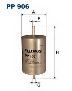 фото: [PP906] Filtron Фильтр топливный