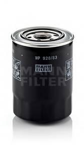 фото: [WP928/83] MANN-FILTER Фильтр масляный