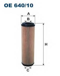 фото: [OE64010] Filtron Фильтр масляный
