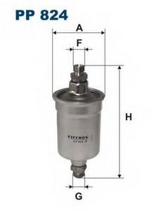 фото: [PP824] Filtron Фильтр топливный