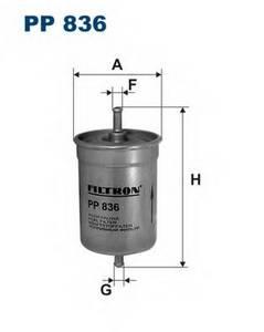 фото: [PP836] Filtron Фильтр топливный