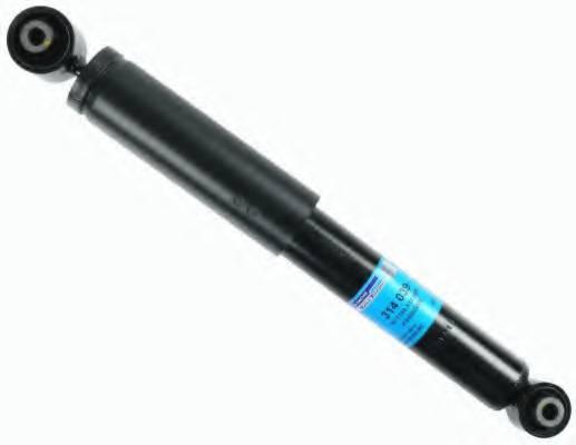 фото: [314039] Sachs Амортизатор подвески задний, правый/левый