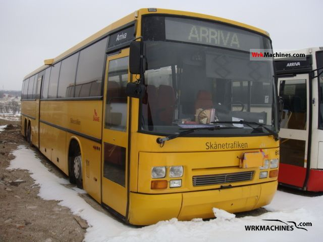 SCANIA 3 - series bus