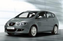 SEAT ALTEA XL (5P5, 5P8)
