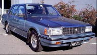 TOYOTA CROWN седан (_S1_)