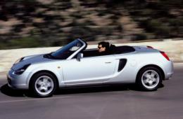 TOYOTA MR 2 III (ZZW3_)
