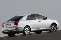 TOYOTA AVENSIS (T25_)