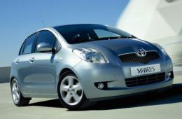 TOYOTA YARIS (SCP9_, NSP9_, KSP9_, NCP9_, ZSP9_)