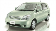 TOYOTA VERSO S (NLP12_, NCP12_, NSP12_)