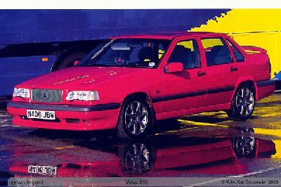 VOLVO 850 (LS)