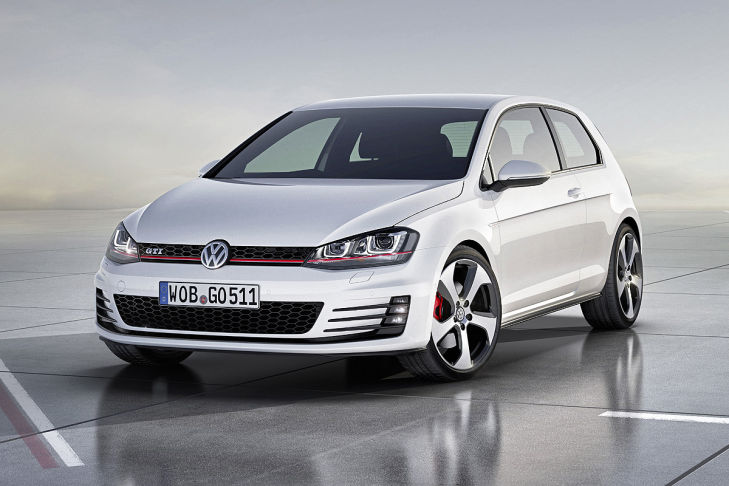 VW GOLF VII (5G1, BE1)