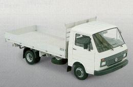 VW LT 28-35 I c бортовой платформой/ходовая часть (281-363)