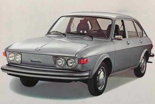 VW 412 Variant