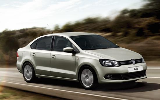 VW POLO седан (9A4)