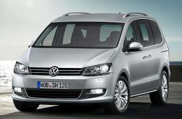 VW SHARAN (7N1, 7N2)