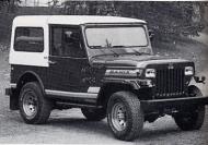 MAHINDRA CJ 3 Wagon