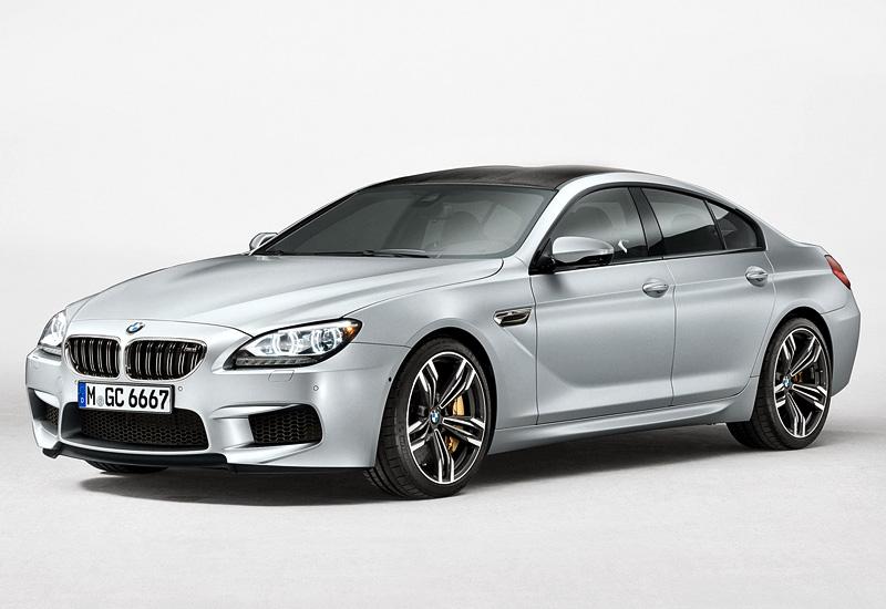 BMW 6 Gran Coupe (F06)