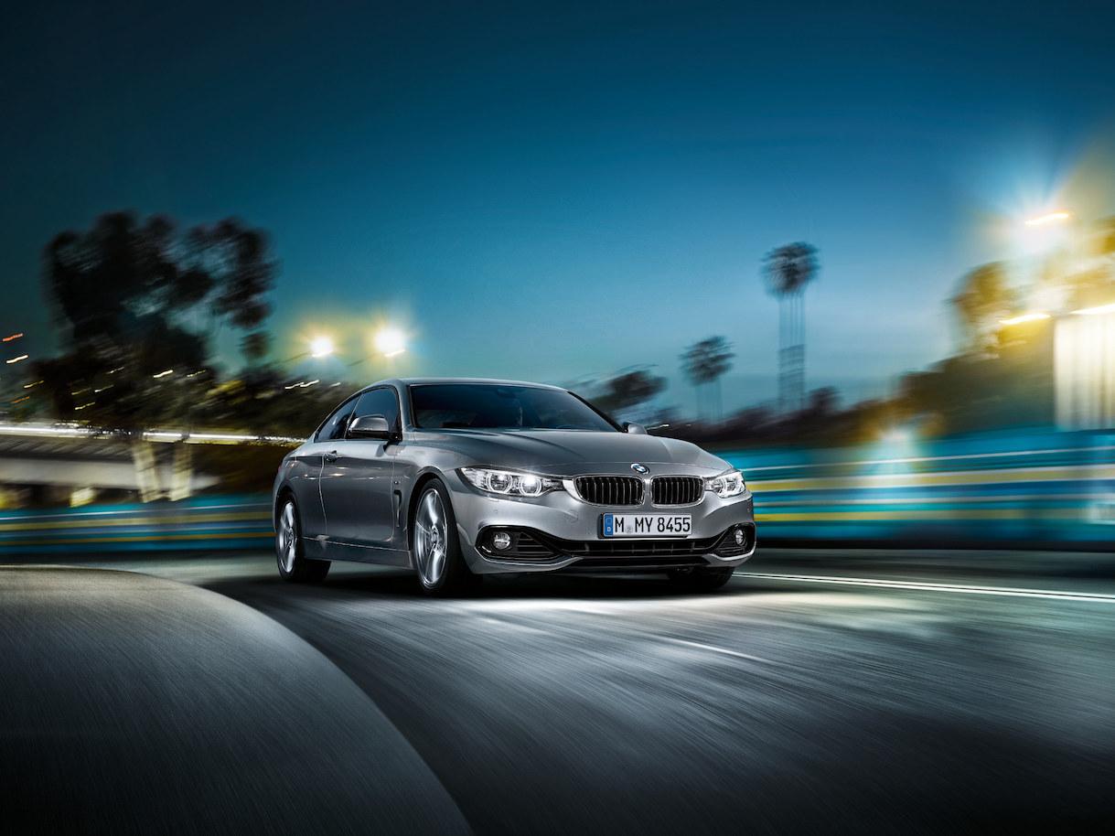 BMW 4 купе (F32, F82)