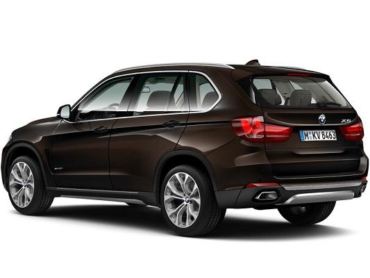 BMW X5 (F15, F85)