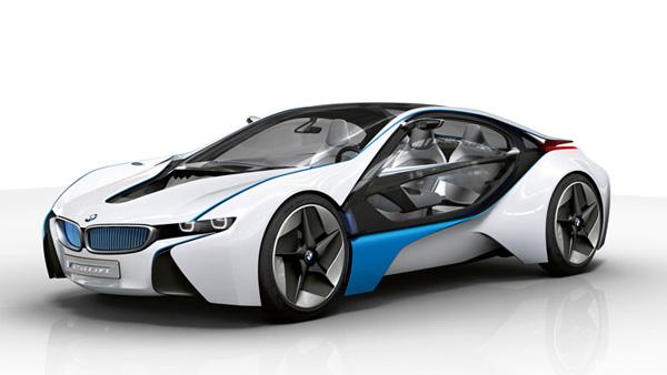 BMW i8 (I12)