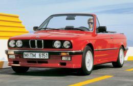 BMW 3 кабрио (E30)