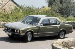 BMW 7 (E23)