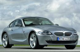 BMW Z4 купе (E86)