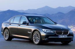 BMW 7 (F01, F02, F03, F04)