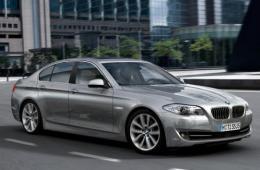 BMW 5 (F10, F18)