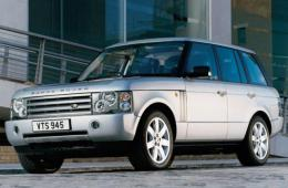 LAND ROVER RANGE ROVER III (LM_)