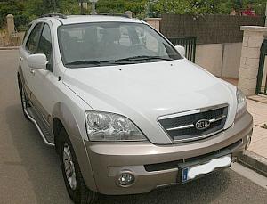 KIA SORENTO II (XM)