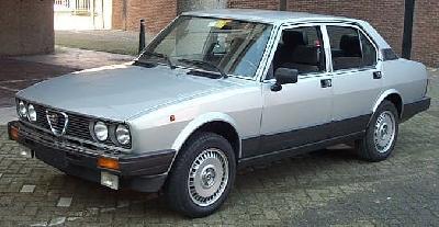 ALFA ROMEO ALFETTA GT (116_)