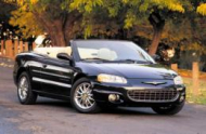 CHRYSLER SEBRING кабрио (JR)
