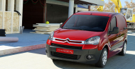CITROËN BERLINGO c бортовой платформой/ходовая часть (B9)