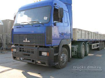 MAZ Serie 200