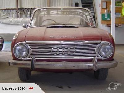 AUTO UNION DKW F102