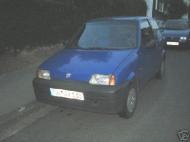 FIAT CINQUECENTO (170_)