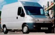 FIAT DUCATO фургон (230_)