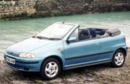 FIAT PUNTO кабрио (176_)